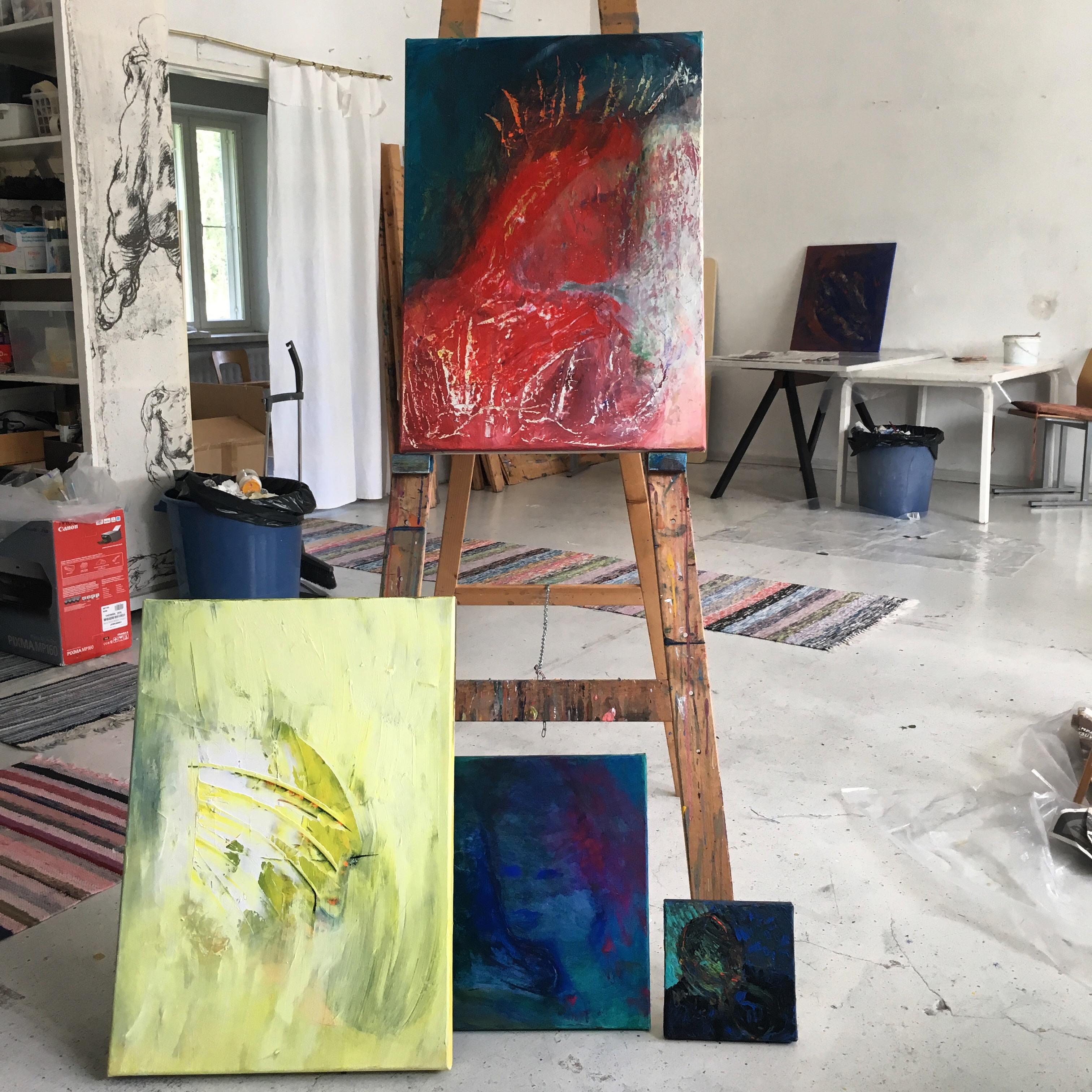 Vedic Art -Kurssit